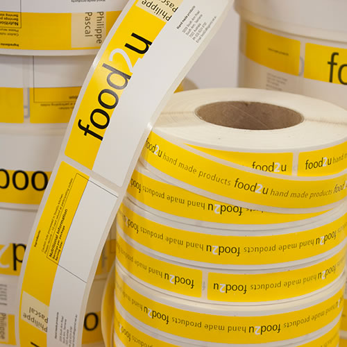 food2u labels
